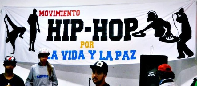 «Movimiento Hip-Hop por la Vida y la Paz» UCSAR 2014