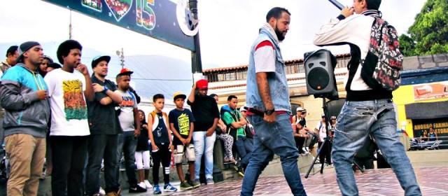 """""""1er Encuentro de Cultura Urbana y Tradicional La Pastora 2015"""""""
