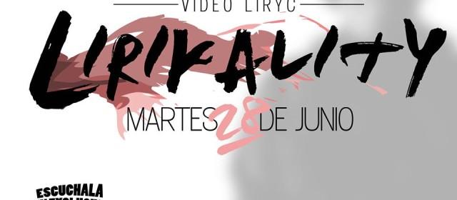 """INDRIAGO RNC ESTRENA VIDEOCLIP OFICIAL """"LIRIKALITY"""" ESTE MARTES 28/06/2016"""