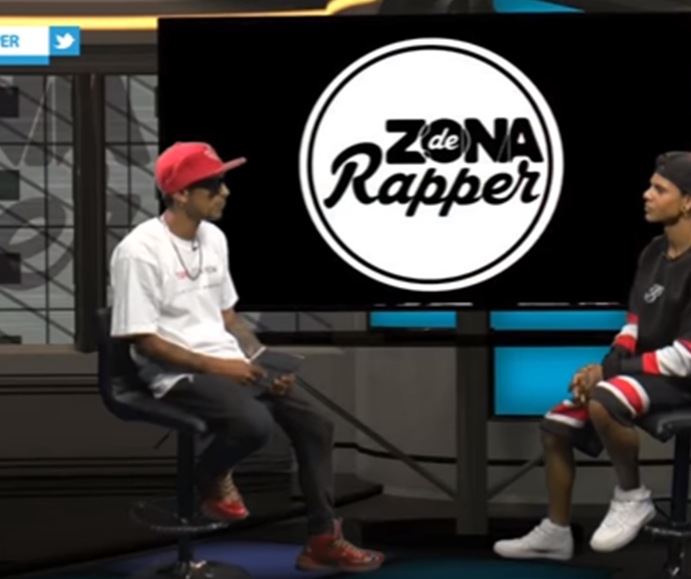 "ZONA DE RAPPER PRESENTA A ""TREIZY"""