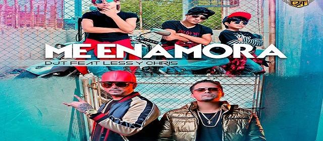 """ESTE DOMINGO 22/01/17 A LAS 7 DE LA NOCHE DJT ESTRENA """"ME ENAMORA"""""""