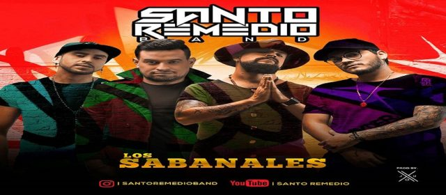 SANTO REMEDIO BAND: TRADICIÓN Y TECHNO HOUSE COLOMBIANO