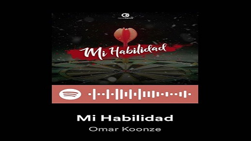 "OMAR KOONZE ESTRENA VIDEO DE ""MI HABILIDAD"""