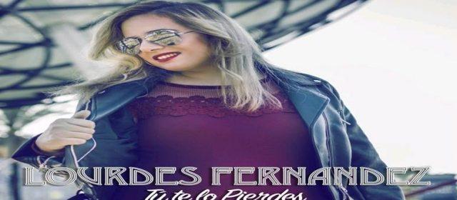 ARTISTA LOURDES FERNÁNDEZ NOMINADA AL PREMIO LATÍN MUSIC AWARDS
