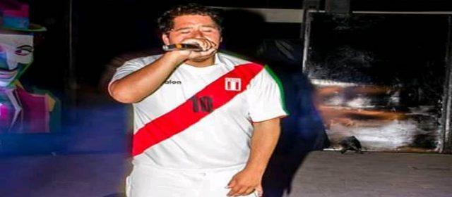 RAPERO Y POETA PERUANO RECIBE EL PREMIO LATÍN MUSIC AWARDS 2018
