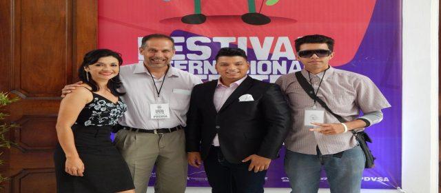 """EL FLOW VENEZUELA ENTREVISTA A MARIA ANTONIETA PEÑA Y RUBEN JIMENEZ EN LA GALA INAUGURAL DE LA """"FITC 2019"""""""