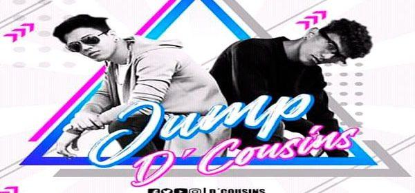 """D'COUSINS SE ENRUMBA CON EL VIDEOCLIP DE """"JUMP"""""""