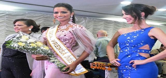 LA REINA DE VENEZUELA SE ABANDERA COMO MISS PRENSA INTERNACIONAL DEL CACAO 2019