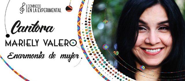 LA VOZ DE MARIELY VALERO ILUMINA EL CENTRO CULTURAL BOD