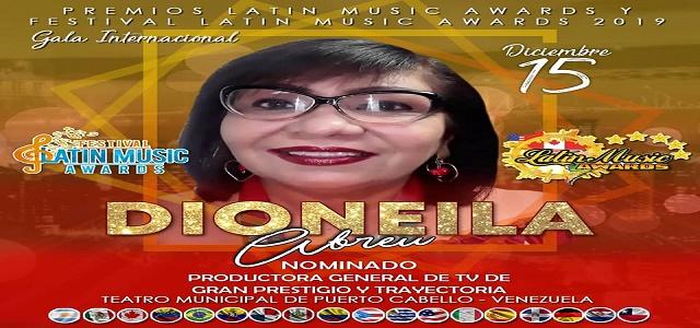 FUNCULATINO RECONOCE LA LABOR DE DIONEILA ABREU