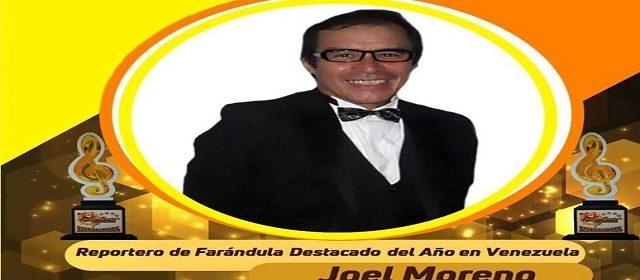 FUNCULATINO RECONOCE LA LABOR DE JOEL MORENO