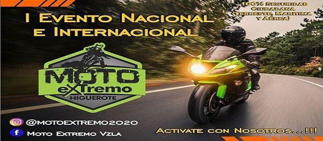MOTO EXTREMO HIGUEROTE 2020