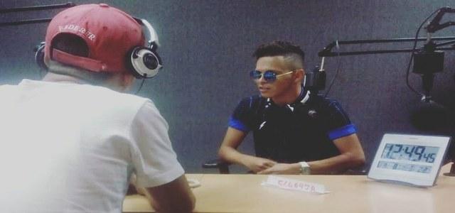 EL FLOW VENEZUELA ENTREVISTA A ¡LA JOVEN PROMESA MUSICAL! HEYPRON
