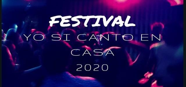 """INICIA EN VENEZUELA EL PRIMER FESTIVAL """"YO SI CANTO EN CASA 2020"""""""