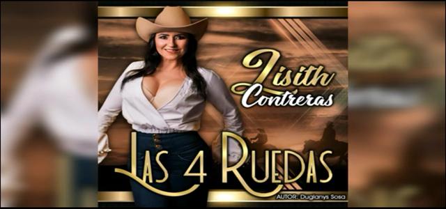 """LISITH CONTRERAS ARRANCÓ SU INTERNACIONALIZACIÓN EN """"LAS 4 RUEDAS"""""""