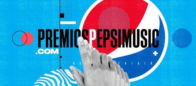 PREMIOS PEPSI MUSIC COMIENZA LA FASE DE VOTACIONES PARA SU OCTAVA EDICIÓN