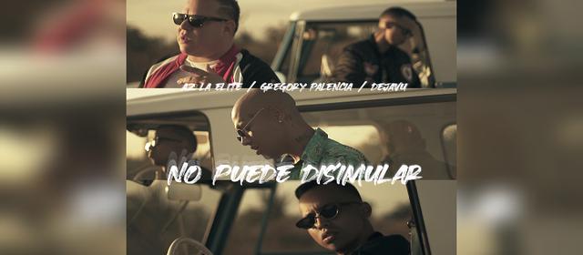 """AZ """"LA ELITE"""" LANZA EL VÍDEO DE """"NO PUEDES DISIMULAR"""""""