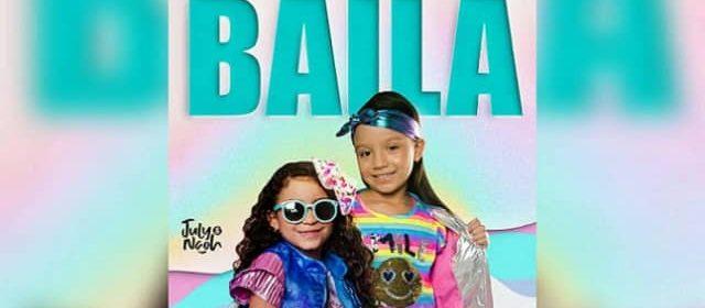 """""""BAILA"""" CON LA ALEGRÍA DE JULY & NAOH"""