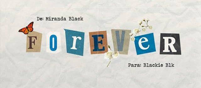 "MIRANDA BLACK ESTRENÓ SU TEMA ""FOREVER"""