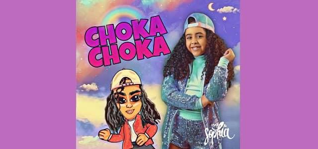 """ISA SOPHIA LANZA EL """"CHOKA CHOKA"""" PARA EL MUNDO ENTERO"""