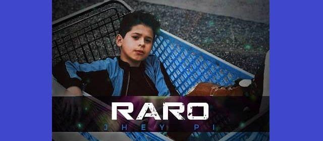 """JHEY PI LO DICE TODO EN """"RARO"""""""