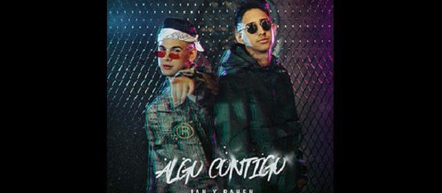 """IAN """"EL FAVORITO"""" LIDERA LAS CARTELERAS RADIALES DE VENEZUELA CON """"ALGO CONTIGO"""""""