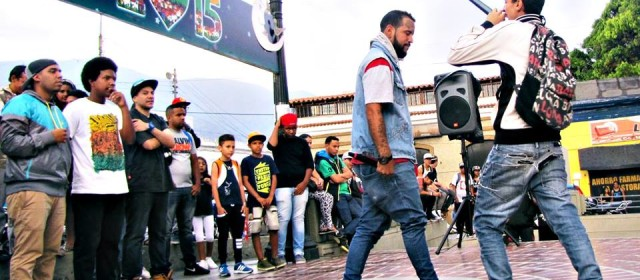 «1er Encuentro de Cultura Urbana y Tradicional La Pastora 2015»