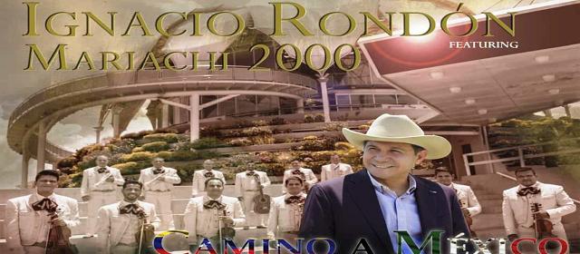 """IGNACIO RONDÓN PRESENTA EN VIVO """"ENAMORADO"""""""