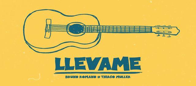 """BRUNO ROMANO Y THIAGO MULLER: AL RITMO DEL MERENGUE Y LA SAMBA CON """"LLÉVAME"""""""