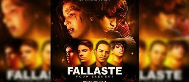 """4ELEMENT DEBUTAN EN LA ESCENA MUSICAL CON """"FALLASTE"""""""