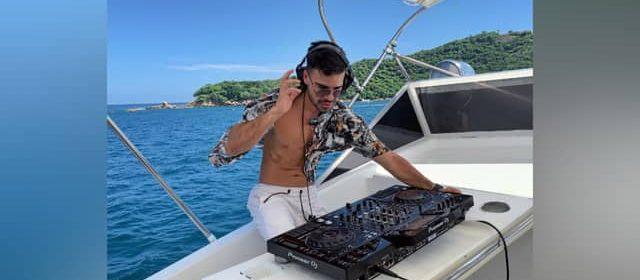 """EL INFLUENCER JONATHAN RANGEL SE LANZA COMO DJ Y ESTRENA SU SET """"CALOR"""""""