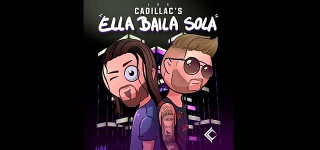 """LOS CADILLAC´S RETOMAN SU CARRERA MUSICAL CON """"ELLA BAILA SOLA"""""""