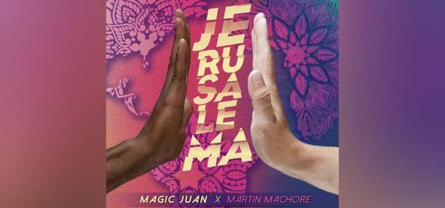 """""""JERUSALEMA"""" DE MAGIC JUAN Y MARTIN MACHORE ¡INICIA EL 2021 EN EL PRIMER LUGAR! EN VENEZUELA"""