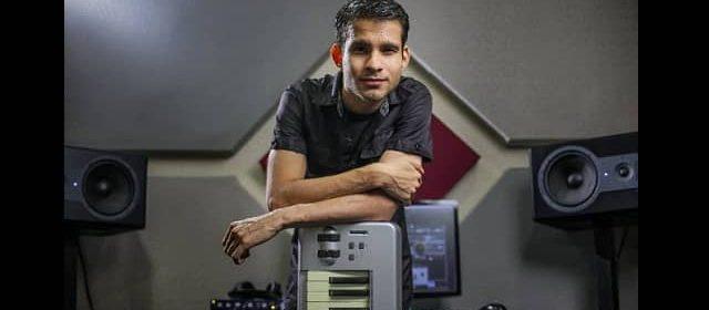 DAVID MOYA SER PRODUCTOR ES TENER UN UNIVERSO EN LAS MANOS