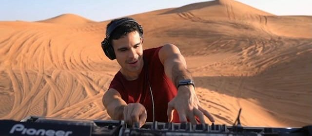 "LOS BEATS DEL DJ JONATHAN RANGEL HARÁN VIBRAR EL ""MOTION FEST"""
