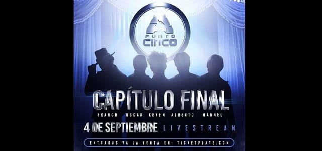 """A.5 SE REUNIRÁ POR ÚLTIMA VEZ EN EL """"CAPÍTULO FINAL"""""""