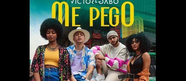 """VÍCTOR & GABO VIENEN POR TODO CON """"ME PEGO"""""""
